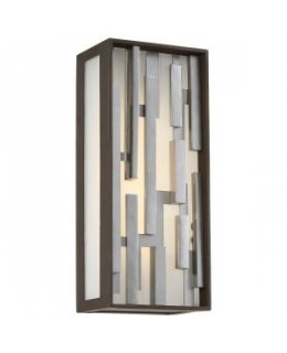 George Kovacs P1271-650-L Bars LED Wall Sconce