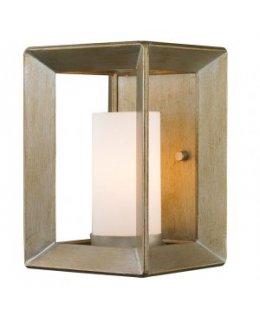 Golden Lighting 2073-1W-WG Smyth Wall Sconce