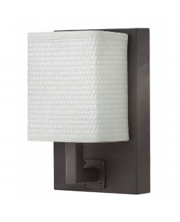 Hinkley 61033OZ Avenue Rectangle Shade LED Wall Sconce