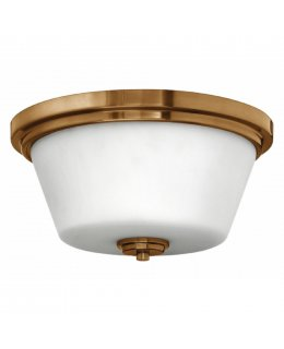 "Hinkely 5551BR 15"" Flush Mounted Ceiling fixture"