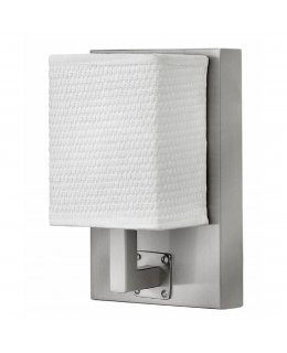 Hinkley 61111OZ Avenue Cylinder Shade LED Wall Sconce