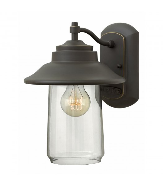 Hinkley 2860OZ  Belden Place Small Outdoor Wall Sconce