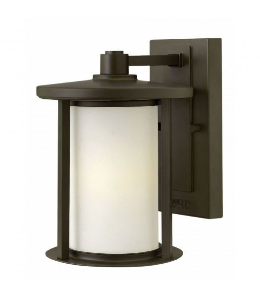 Hinkley 1910OZ  7 Inch Hudson Outdoor Wall Sconce