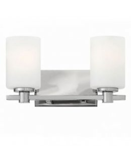 Hinkley 54622CM Karlie Vanity 2 Light