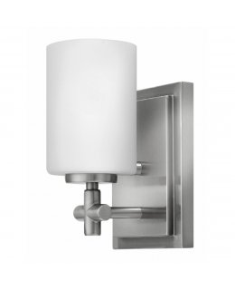 Hinkley 5190BN Laurel 5 Inch Vanity Wall Sconce