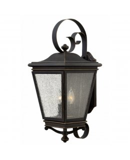 Hinkley 2468OZ  Lincoln XL Outdoor Wall Sconce