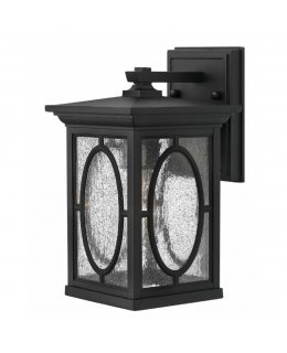 Hinkley 1490BK  Randolph Outdoor Wall Sconce
