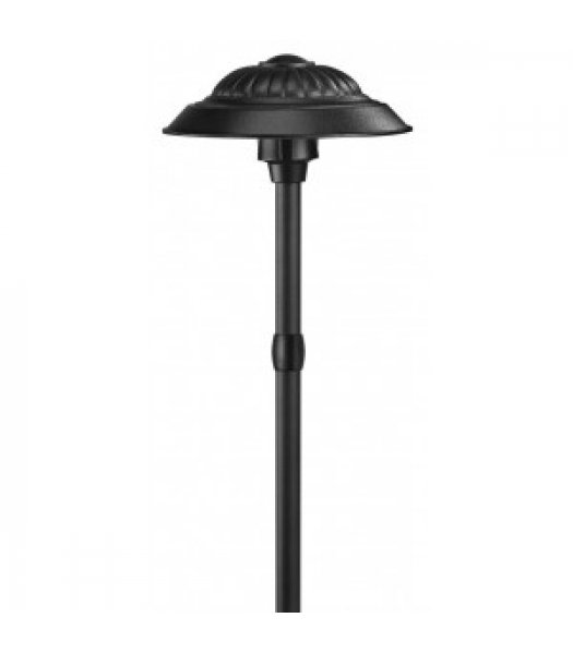 Hinkley 1573BK-LED 12V Saucer Path Light