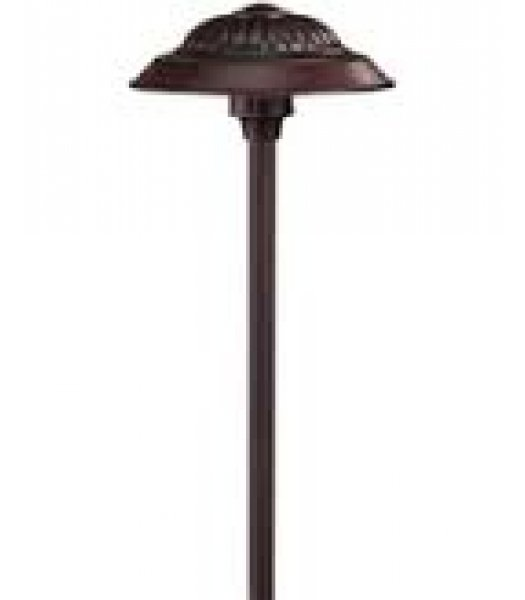 Hinkley 1573SC-LED 12V Saucer Path Light