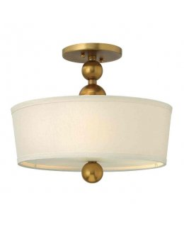 Hinkely 3441VS Zelda Semi-Flush Ceiling Fixture
