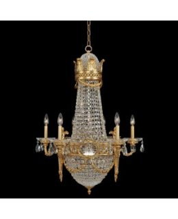 Kalco Lighting 020450-003-FR001 Marseille 27 Inch Chandelier