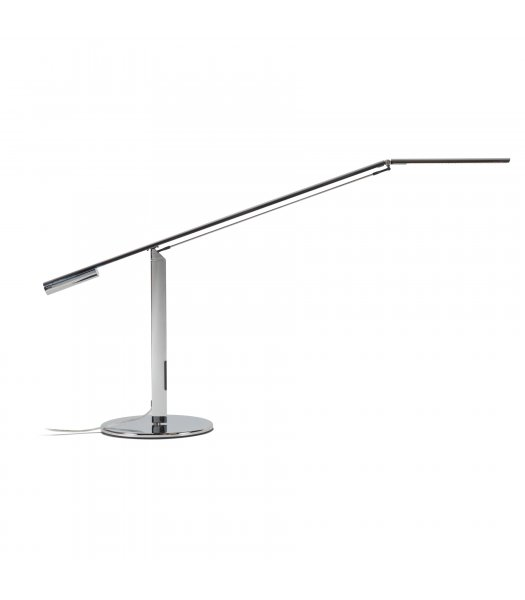 Koncept Lighting ELX-A-W-CRM-DSK Equo LED Desk Lamp
