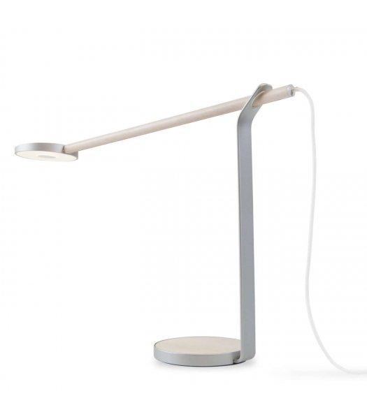 Koncept Lighting  GR1-W-MPW-SIL-DSK Gravy LED Desk Lamp