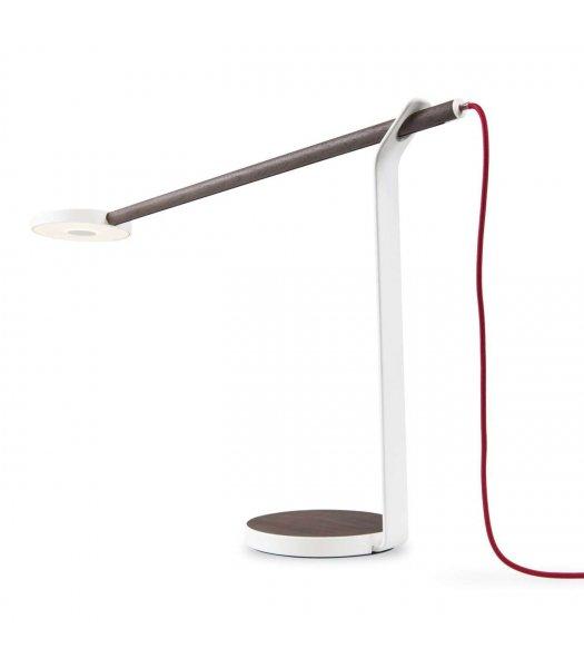 Koncept Lighting GR1-W-WNR-MWT-DSK Gravy LED Desk Lamp