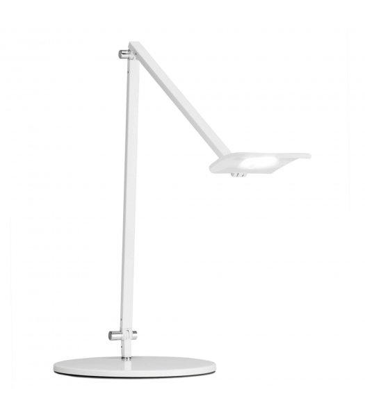 Koncept Lighting AR2001-WHT-USB Moso Pro LED Desk Lamp