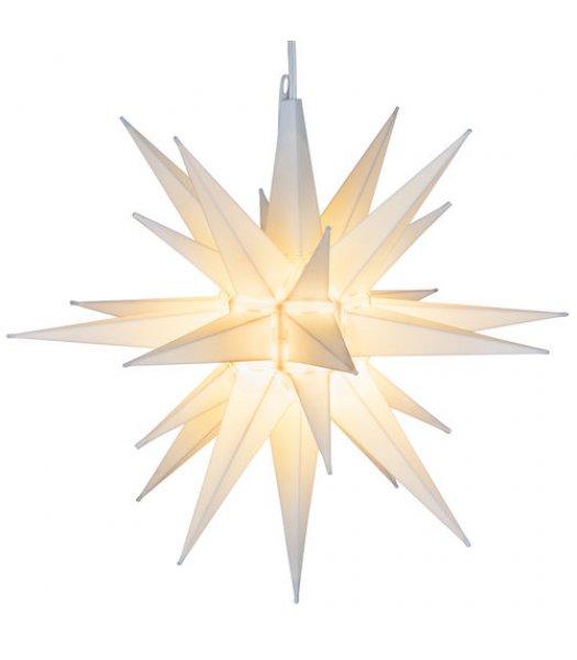 CLU6485 36 Inch LED Folding TWINKLE Cool White Snowflake