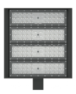XASB200-50KUS 400W EQ Metal-Halide LED Shoe Box Parking Fixture 200W 5000K 21000 Lumens