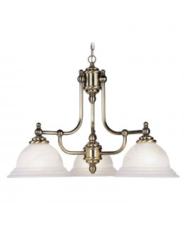 Livex  LIV-4253-01 North Port 3 Light Chandelier