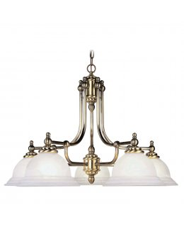 Livex  LIV-4255-01 North Port 5 Light Chandelier