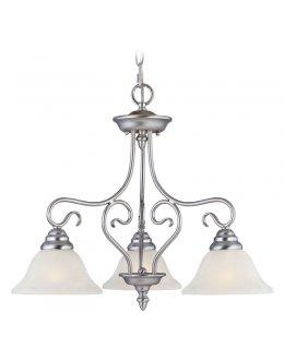 Livex LIV-6133-91 Coronado 3 Light Pendant