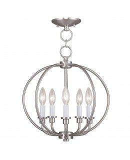 Livex Lighting LIV-4665-91 Milania 16 Inch Pendant
