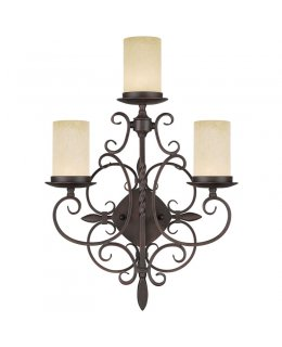Livex LIV-5482-58 Millburn Manor Wall Sconce