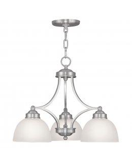 Livex LIV-4223-91 Somerset 3 Light 20 Inch Pendant