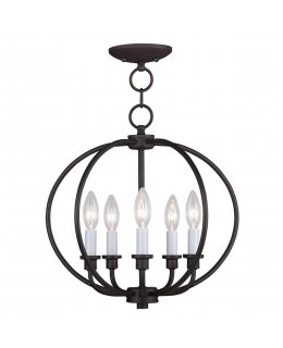 Livex Lighting LIV-4665-07 Milania 16 Inch Pendant