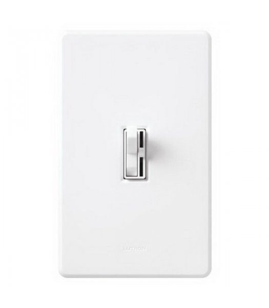 Lutron AYCL-153PH-WH 150W LED-CFL Low Voltage Dimmer