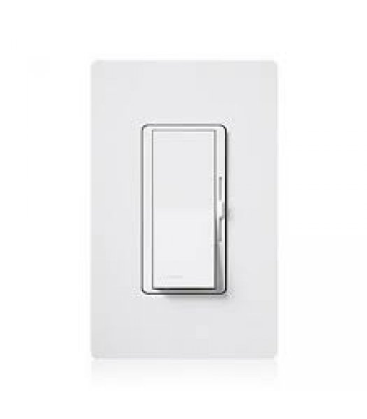 Lutron DVCL-153PH-WH 150W LED-CFL Low Voltage Dimmer