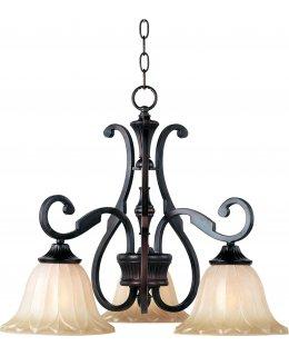 Maxim Lighting Model 55543WTSN Linear Ceiling Flush Mount Ceiling Light Fixture Satin Nickel-Opal Finish