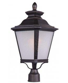 Maxim Lighting 51121FSBZ Knoxville Outdoor Post Light