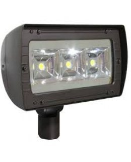 MXAFD110U641KLBSS  114W 400W EQ Metal-Halide LED Architectural Flood Light 4100K 12010 Lumens