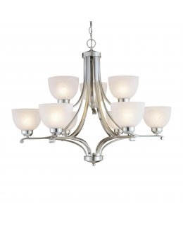 Minka Lavery Lighting Model 830-91  Flush Mount Ceiling Light Fixture Antique Bronze-Frosted Finish