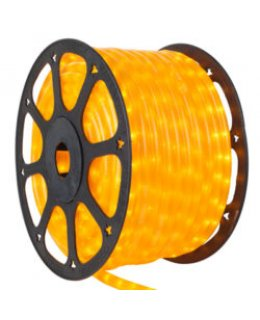 CLU17301 STEADY Incandescent Pearl Yellow 150 ft, 2 Wire, 120 Volt
