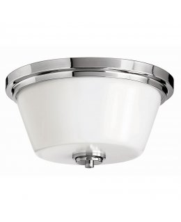 Hinkely  5551CM 15 Inch Flush Mounted Ceiling fixture