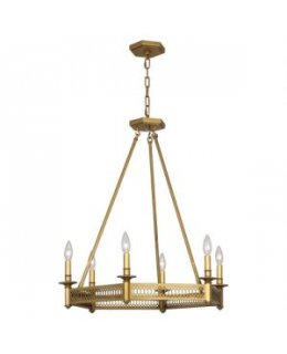 Robert Abbey RA-308 Williamsburg Chandelier