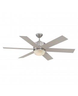 Savoy House 60-820-6SV-SN Velocity Ceiling Fan