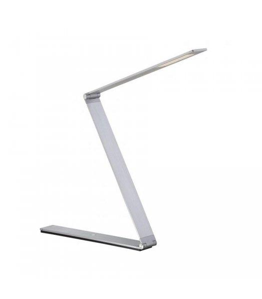 Savoy House Model # 4-2000-NA Fusion Z Task Lamp Natural Aluminum Finish