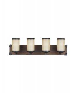 Savoy House Lighting Model  5-421-56  Felicity 25 Inch Outdoor Wall Sconce Light Fixture Tortoise Shell-Pale Cream Finish