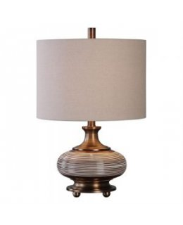 Uttermost 27145-1 Strona Table Lamp