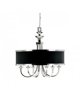Uttermost 21130 Tuxedo 6 Light Chandelier