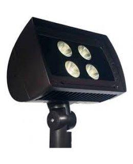 MXAFD150U341KLBSS  152W 400W EQ Metal-Halide LED Architectural Flood Light 4100K 13940 Lumens