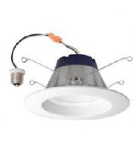 TCPLEDETRF4UNI4030K  NON-Dimmable 2x4 LED Ceiling Troffer 3000K 4000 Lumens